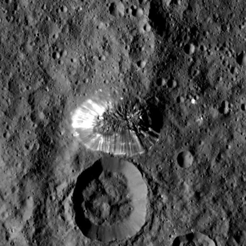 ahuda mons ceres bird's eye view