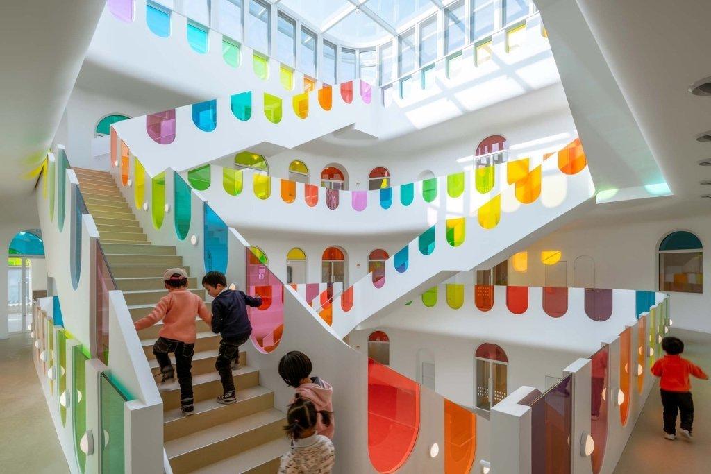 sako architects kindergarten