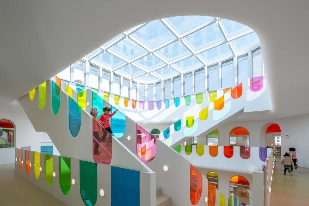 sako kaleidoscopic kindergarten