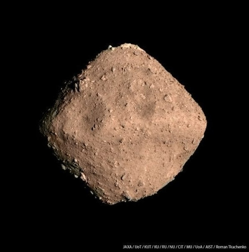Japan's Hayabusa2 Spacecraft Has Reached Asteroid Ryugu and Learned Its Secrets