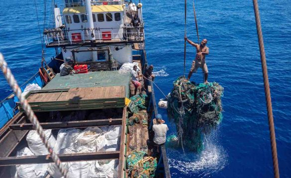 ocean voyages institute garbage patch