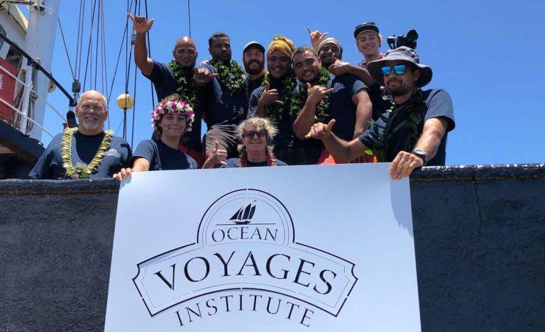 ocean voyages institute